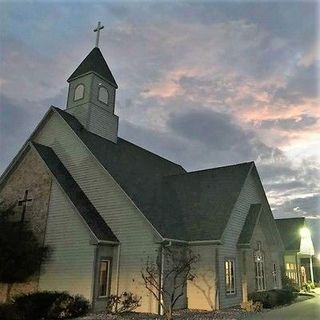 Christ the King Lutheran Church, Combined Locks, Wisconsin, United States