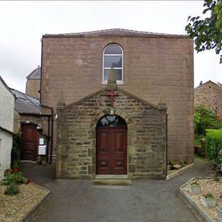 Stanhill Methodist Church, Accrington, Lancashire, United Kingdom